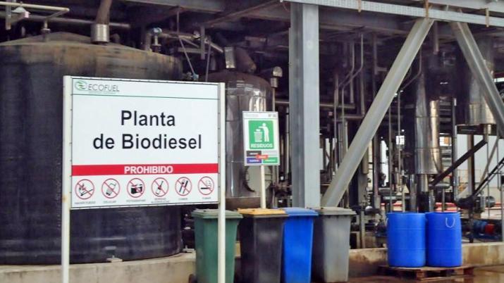 Santa Fe y Santiago del Estero pedirán a Lopetegui mayor precio y cupo para el biodiesel