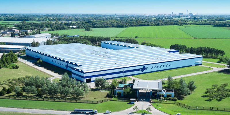 Con nuevas inversiones, Sidersa alcanzó una capacidad de producción de 5.4 GW en soluciones de acero para abastecer parques solares