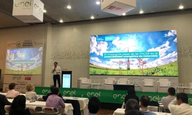Las presentaciones y discursos que referentes de las energías renovables expusieron en el evento organizado por Ser Colombia y WEC
