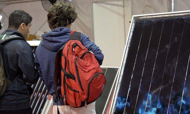 UTN Buenos Aires realizará la próxima semana su novena Jornada de Energías Renovables