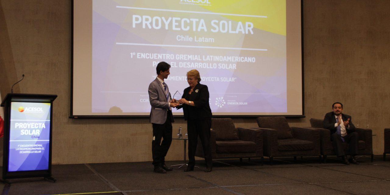 """Gran expectativa sobre """"Proyecta Solar"""": expertos de Latinoamérica desembarcan en Chile para analizar el mercado solar"""