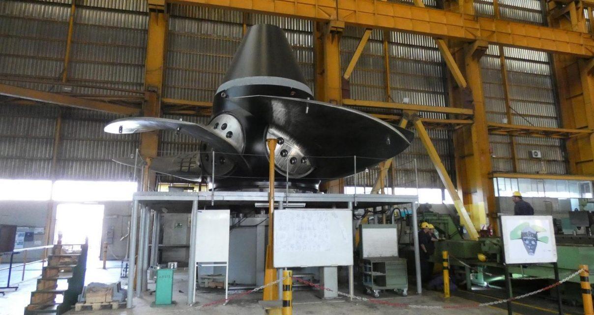 Con la fabricación de la turbina número 200, IMPSA se relanza a conquistar los mercados