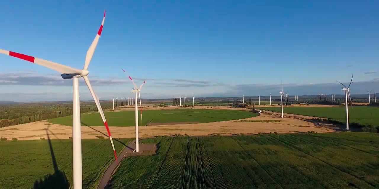 El ranking eólico de IRENA sobre Sudamérica: Chile es el segundo mercado después de Brasil