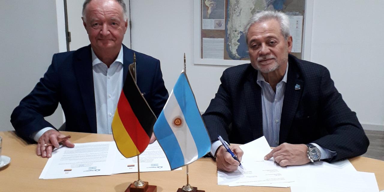 El GIZ refuerza la cooperación Alemania-Argentina para el desarrollo de generación de energía a partir de geotermia