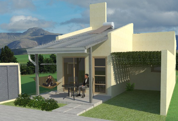 El aprovechamiento solar térmico, entre las medidas de eficiencia energética claves para un proyecto de viviendas sociales en Jujuy