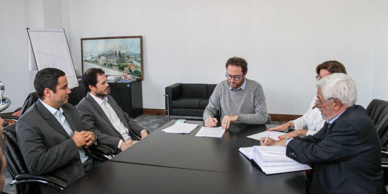 Finalizó la firma de contratos de la Ronda 2 del programa RenovAr