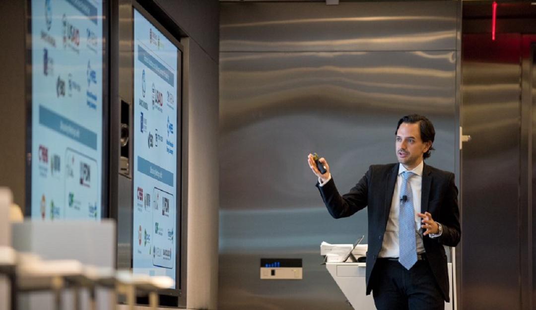 El Viceministro de Energía Diego Mesa confirma su participación en el evento internacional Energyear