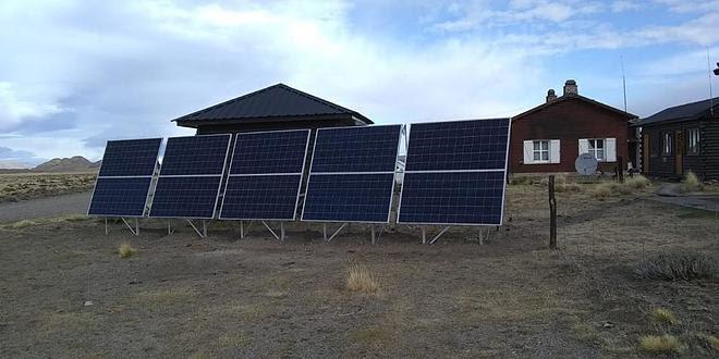 Parques Nacionales con energías renovables: se instalan paneles fotovoltaicos en distintas Provincias