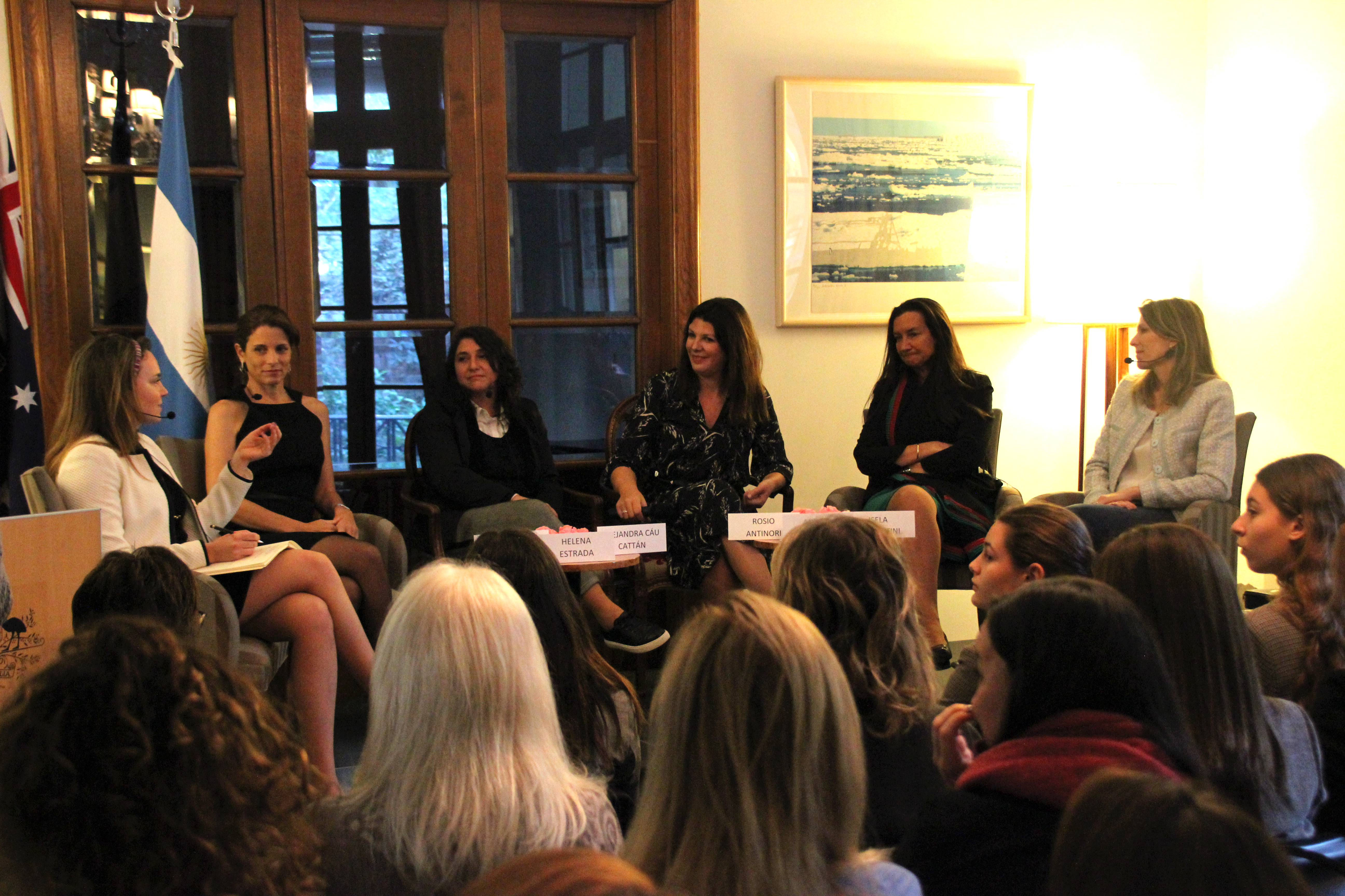 Evento de AMES: acelerar la inclusión de la mujer en puestos de decisión del sector de las renovables