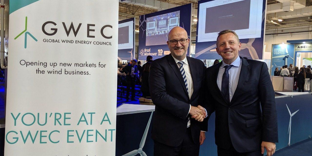 GWEC se convierte en socio global exclusivo de WindEnergy Hamburg hasta 2024