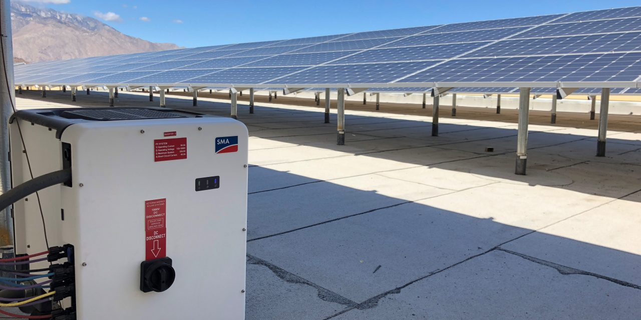 Formación profesional: Multiradio y SMA enseñan a diseñar plantas solares fotovoltaicas a través de Sunny Design Web