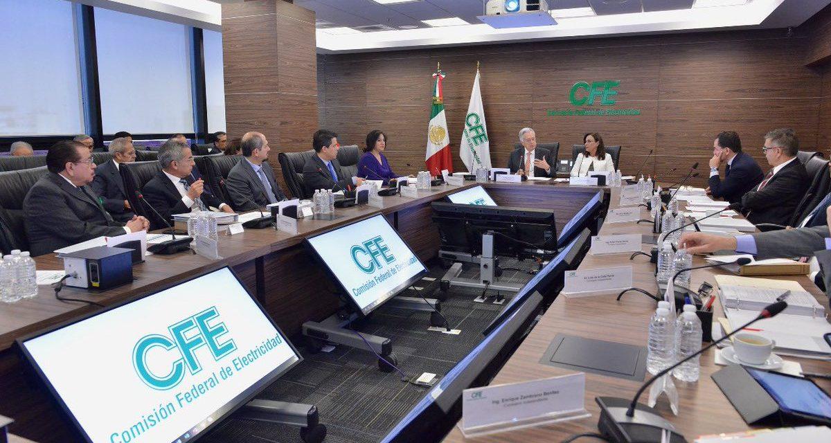 México: destacan buena perspectiva en materia de finanzas para la CFE