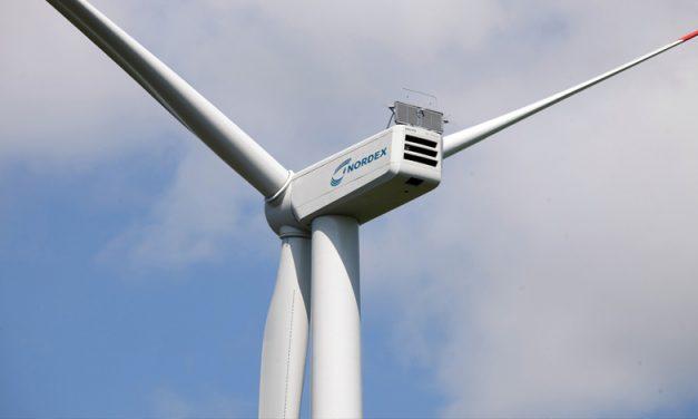 Nordex encargó a TÜV SÜD la certificación de tipo de sus últimos generadores de aerogeneradores