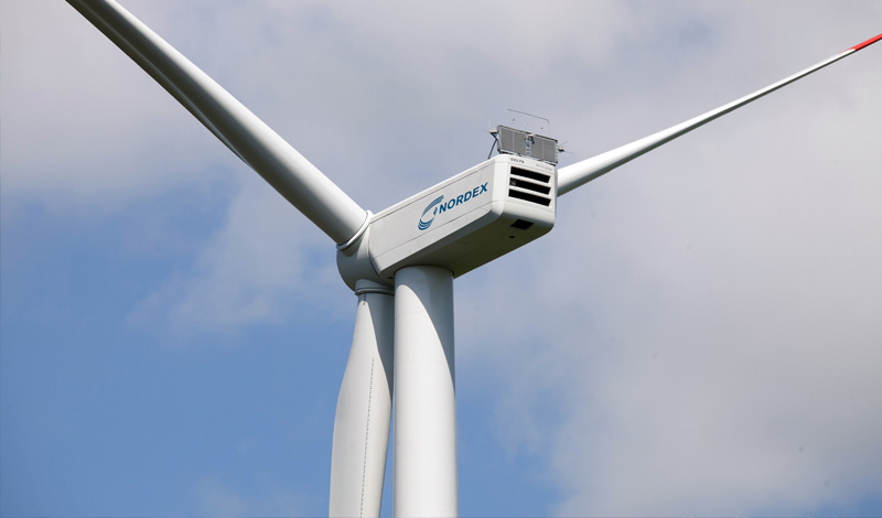 El fabricante de aerogeneradores Nordex Group cerró contratos eólicos en Latinoamérica por 5300 MW