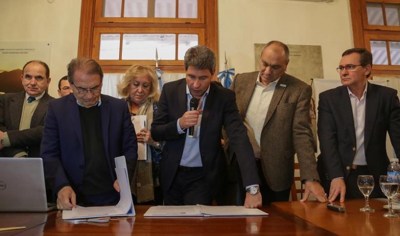 Avanza la licitación de obras que mejorarán el abastecimiento eléctrico en Jáchal