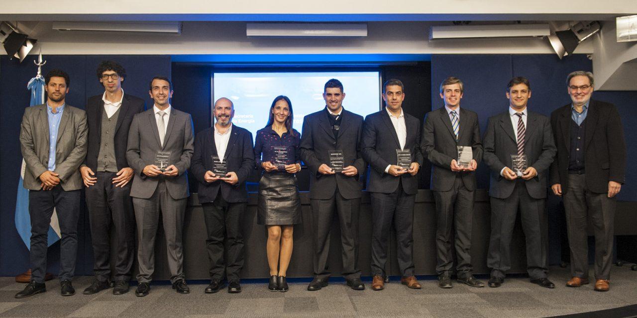 Se anunciaron los ganadores del Premio Argentina Eficiente 2019