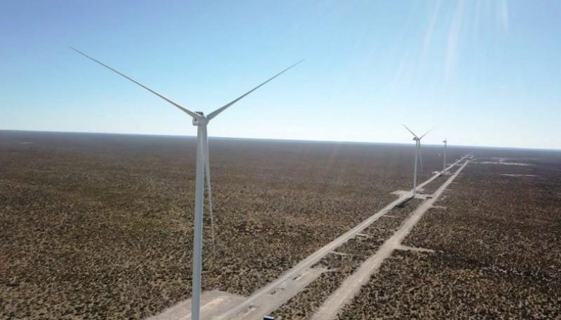 Aluar solicitó capacidad de transporte al ENRE para avanzar con el parque eólico de 50 MW
