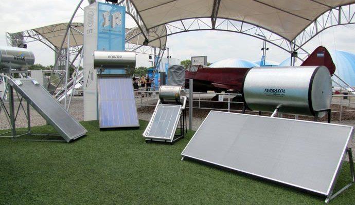 El INTI publicó reporte actualizado sobre el mercado de la energía solar térmica en Argentina