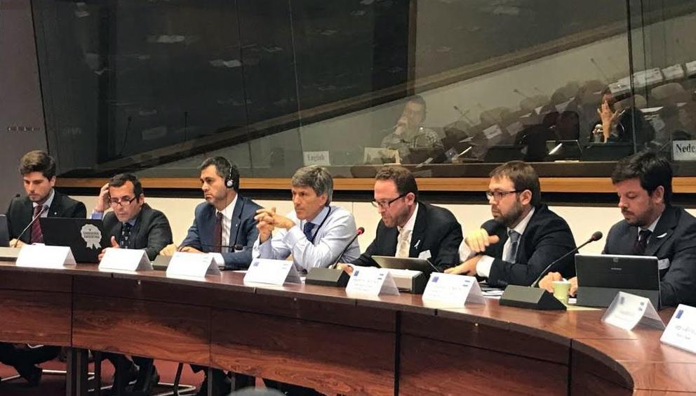 """Concluyó el primer """"Diálogo energético"""" entre la Argentina y la Unión Europea"""