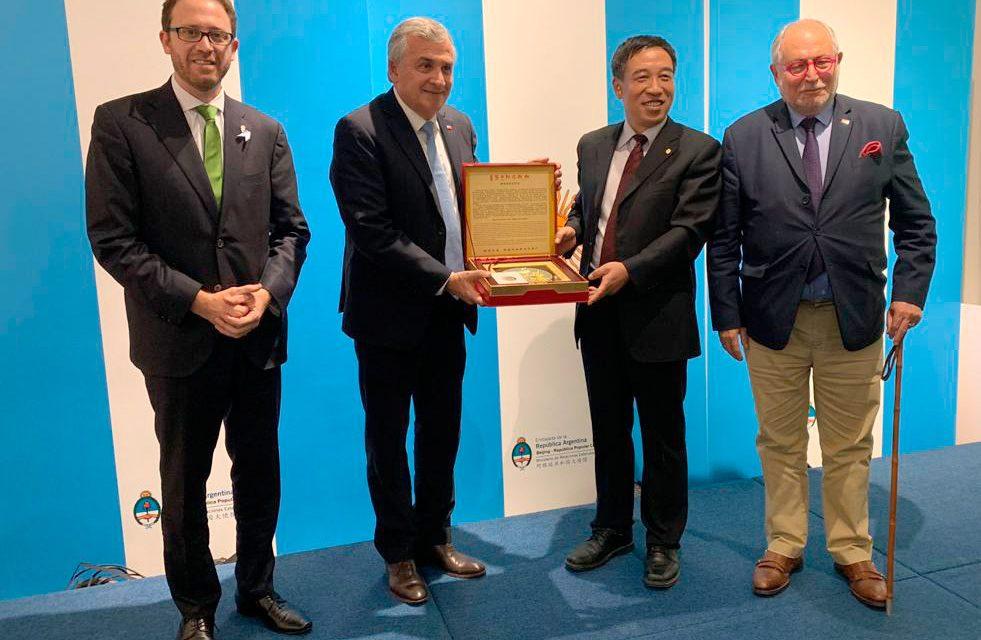 En China, Morales se reunió con Power China y Shangai Eléctric para negociar ampliación de Cauchari en 200 MW