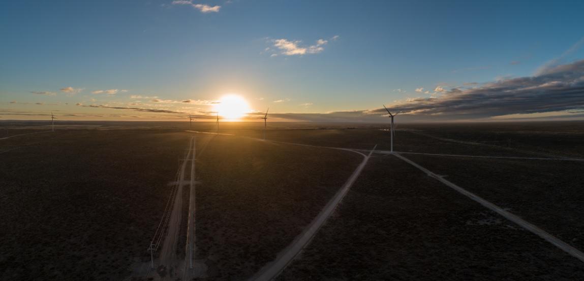 Genneia consigue préstamo bajo modalidad Project Finance para Chubut Norte III y IV