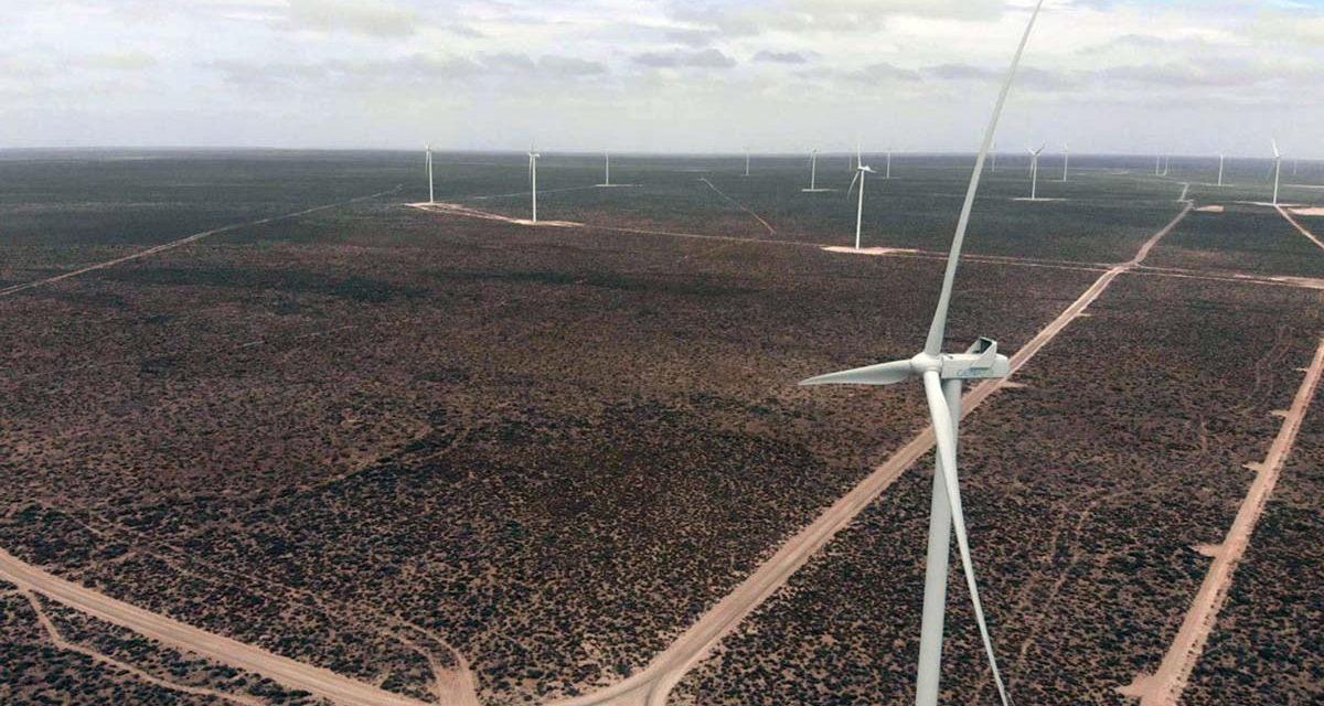 Hito histórico: Argentina supera los 1.000 MW eólicos instalados y en operación comercial