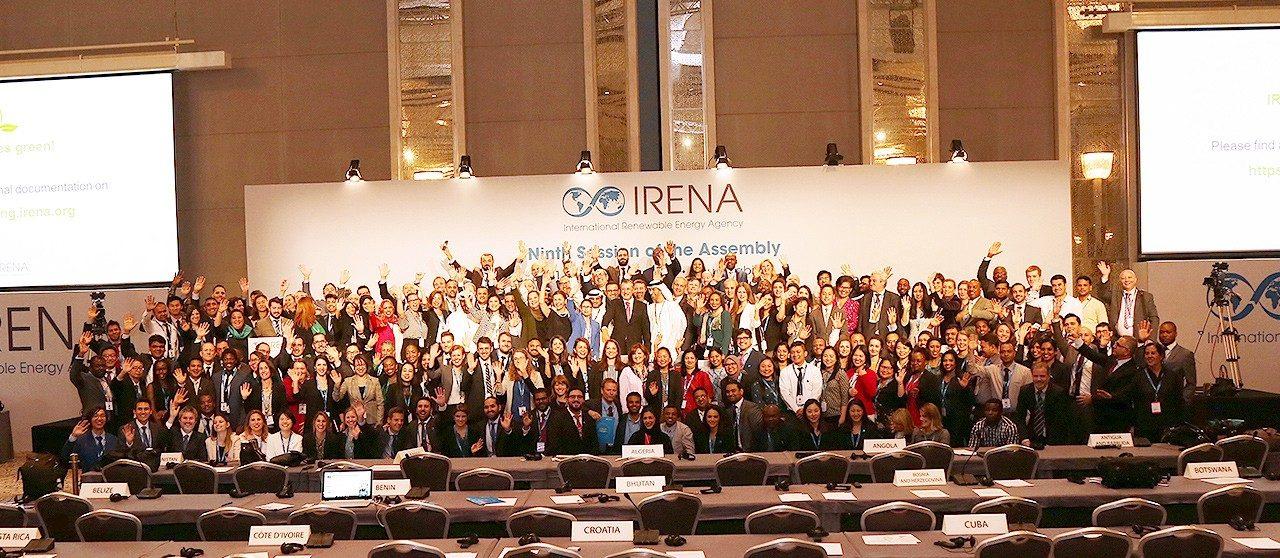 IRENA desembarca en Uruguay con un seminario que reunirá importantes profesionales de las energías renovables a nivel mundial