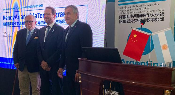 Jujuy muestra en China oportunidades de inversión