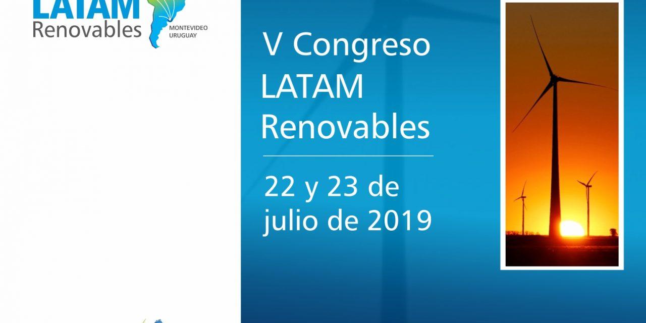 Profesionales de plano internacional arriban a Uruguay para debatir en «LatamRenovables» sobre el futuro de las energías limpias