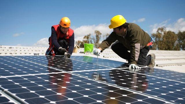 Pyme mendocina construye parque solar de 5 MW para autoconsumo en Santa Rosa