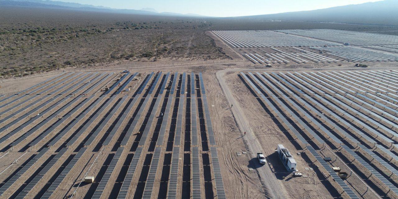 La experiencia de Sidersa con el inaugurado parque solar Ullum IV financiado por el BICE