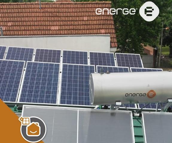Energe va por todo el país: cómo es el plan para potenciar ventas de energía solar térmica y fotovoltaica