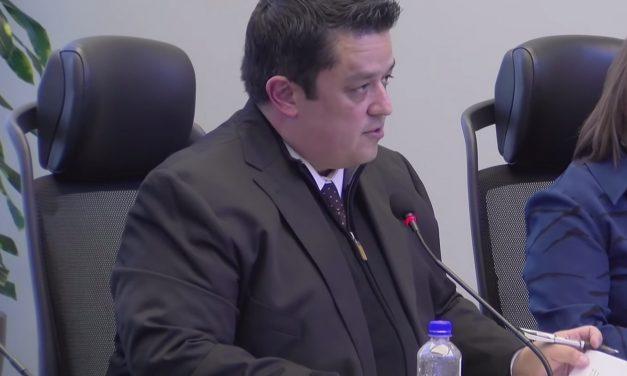 Edgar López Satow, el nuevo secretario ejecutivo de la Comisión Reguladora de Energía de México