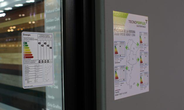 Los usuarios podrán verificar online la eficiencia energética de las ventanas