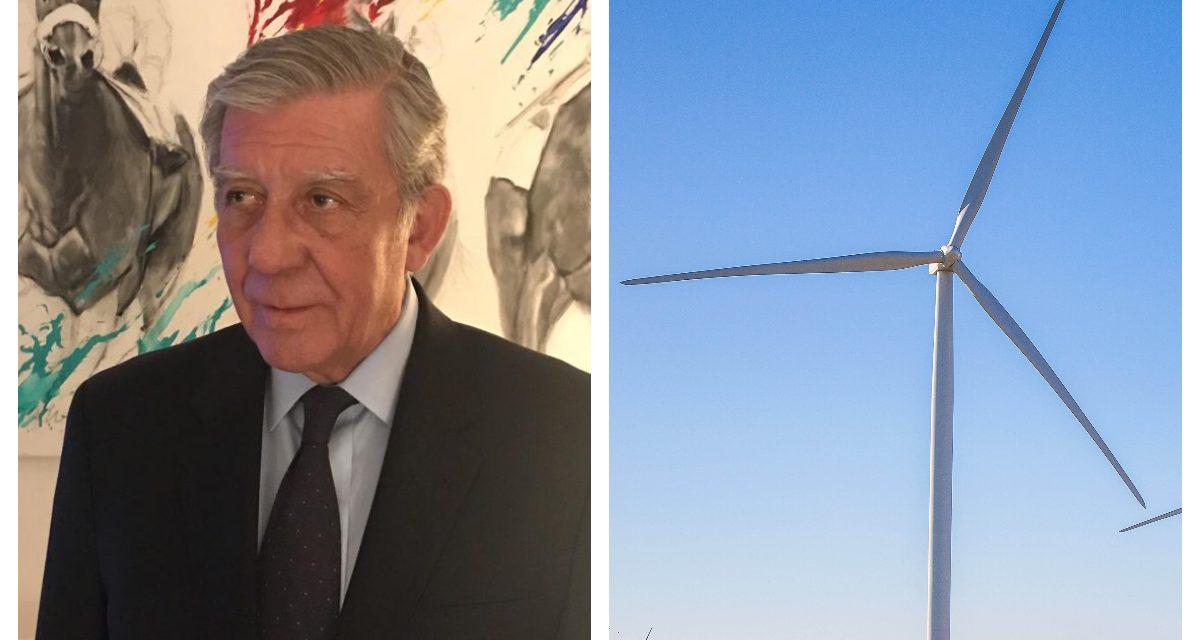 Nueva comisión directiva: René Vaca Guzmán es formalmente el presidente de la Cámara Eólica Argentina