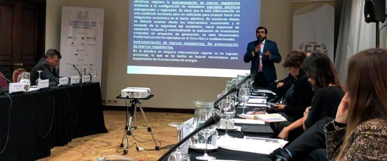 Se desarrolló la Reunión Cumbre de Altos Ejecutivos de la CIER en Uruguay
