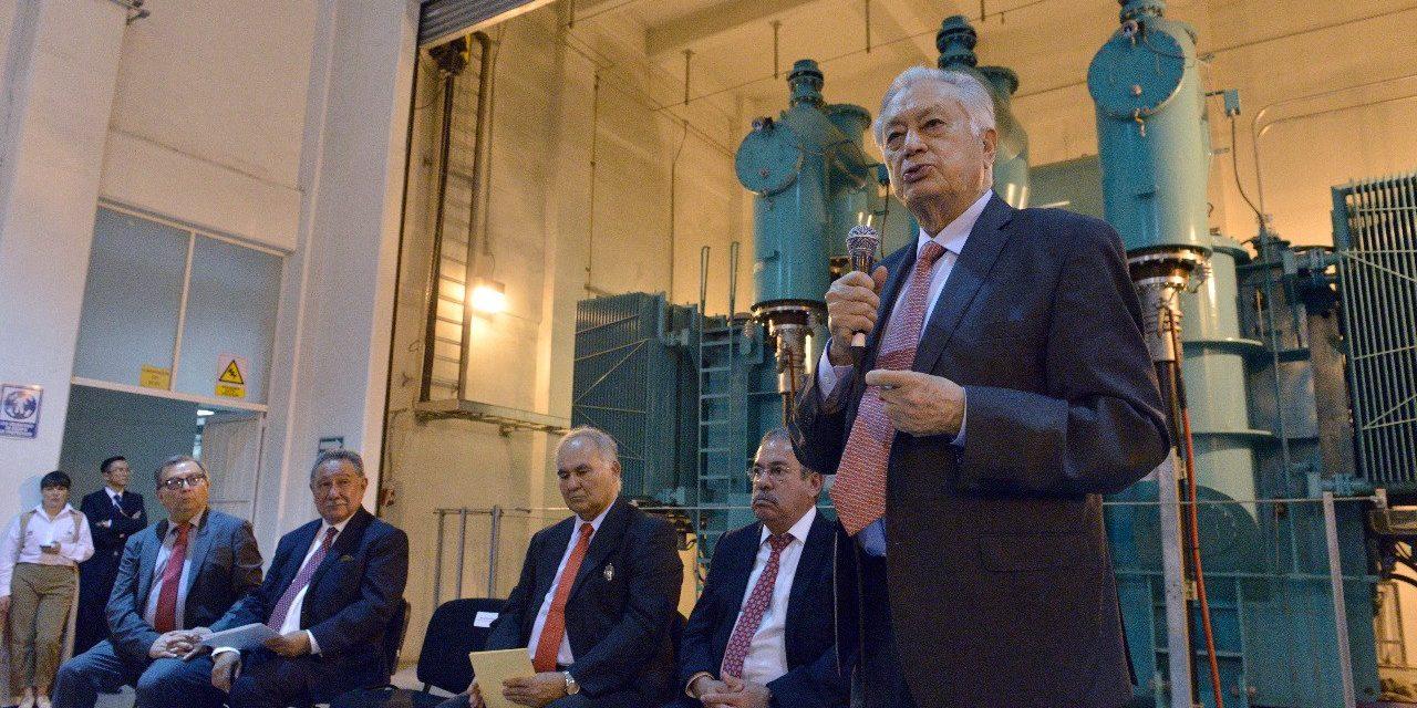 Funcionarios del Gobierno ratifican rol protagónico de la Comisión Federal de Electricidad