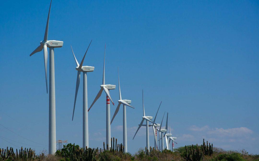 Empresarios eólicos se proponen como meta superar los 8000 MW en México