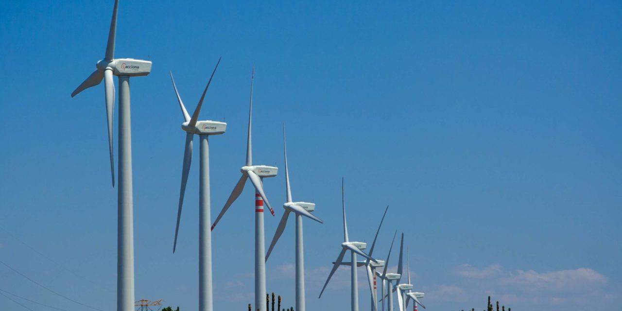 AES Panamá se quedó con el parque eólico de Goldwind de 55 MW