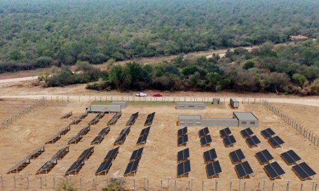 Chaco anuncia que construirá la primera central de generación aislada híbrida solar-térmica en el país