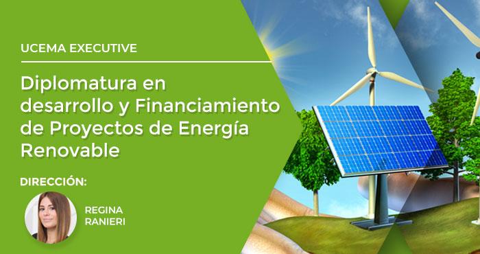 UCEMA comienza su diplomatura en energías renovables