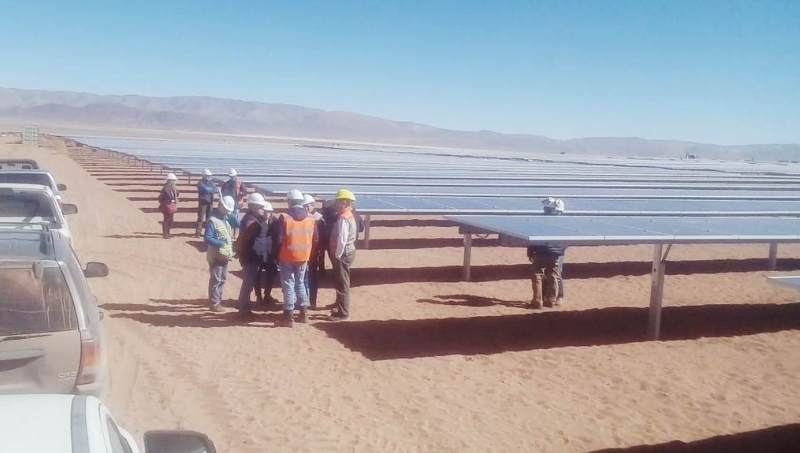 INVAP y Jemse buscan construir una planta termosolar de 10 MW en la Puna Jujeña