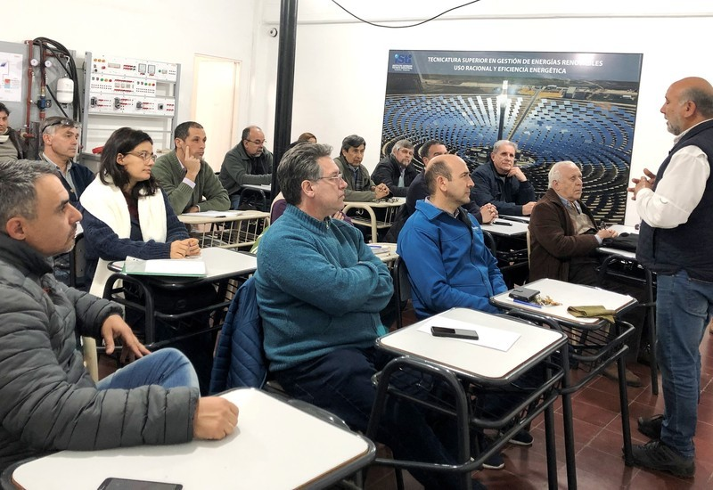 Catamarca abre inscripción a pequeñas empresas para acceder a diagnósticos de eficiencia energética