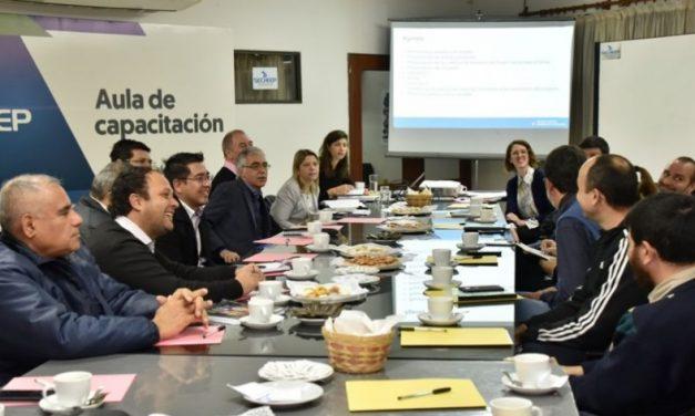 El Gobierno de Chaco presentó ayer el proyecto para instalar planta híbrida diésel-fotovoltaica