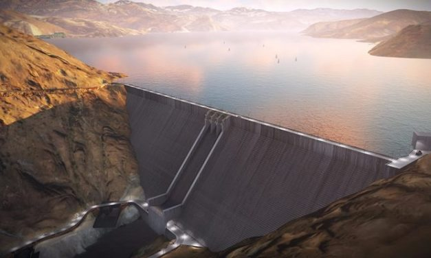 Con los fondos en mano, Mendoza se propone licitar el mes que viene la represa Portezuelo del Viento