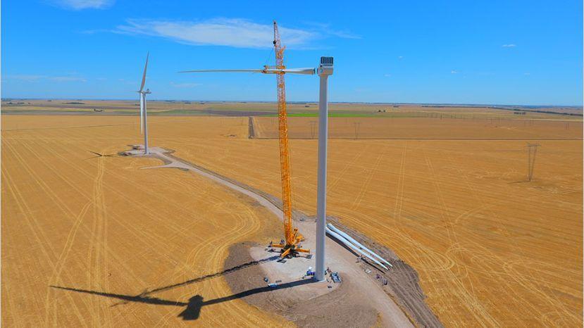Primera cadena de retail en Argentina que firma contrato PPA eólico con Pampa Energía