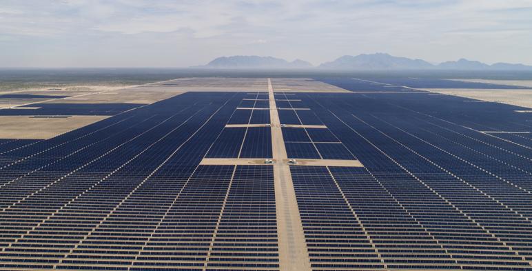 México alcanza los 50 parques fotovoltaicos operativos de gran escala: suman 4549 MW de potencia solar instalada