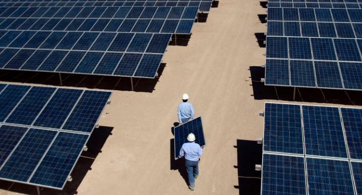 Por el crecimiento de las renovables, durante 2018 el sector Energía cosechó el 19% de la inversión total en Chile