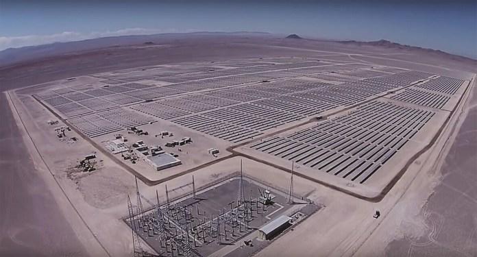 El listado de los 38 proyectos de generación eléctrica que están en construcción por 2.777 MW en Chile