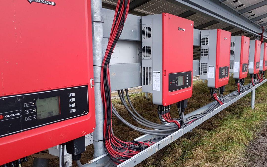 GoodWe es el primer fabricante chino en obtener el certificado de TÜV Rheinland sobre requerimientos técnicos en redes europeas
